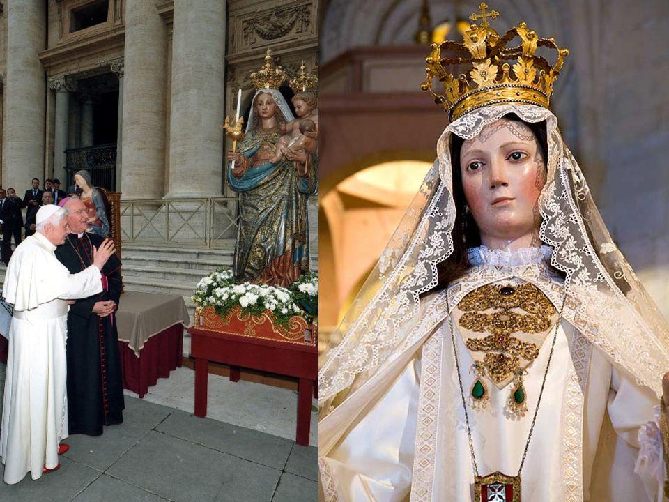 Maria Santissima è invocata