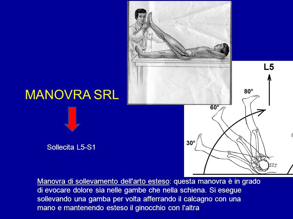 MANOVRA SRL Sollecita L5-S1