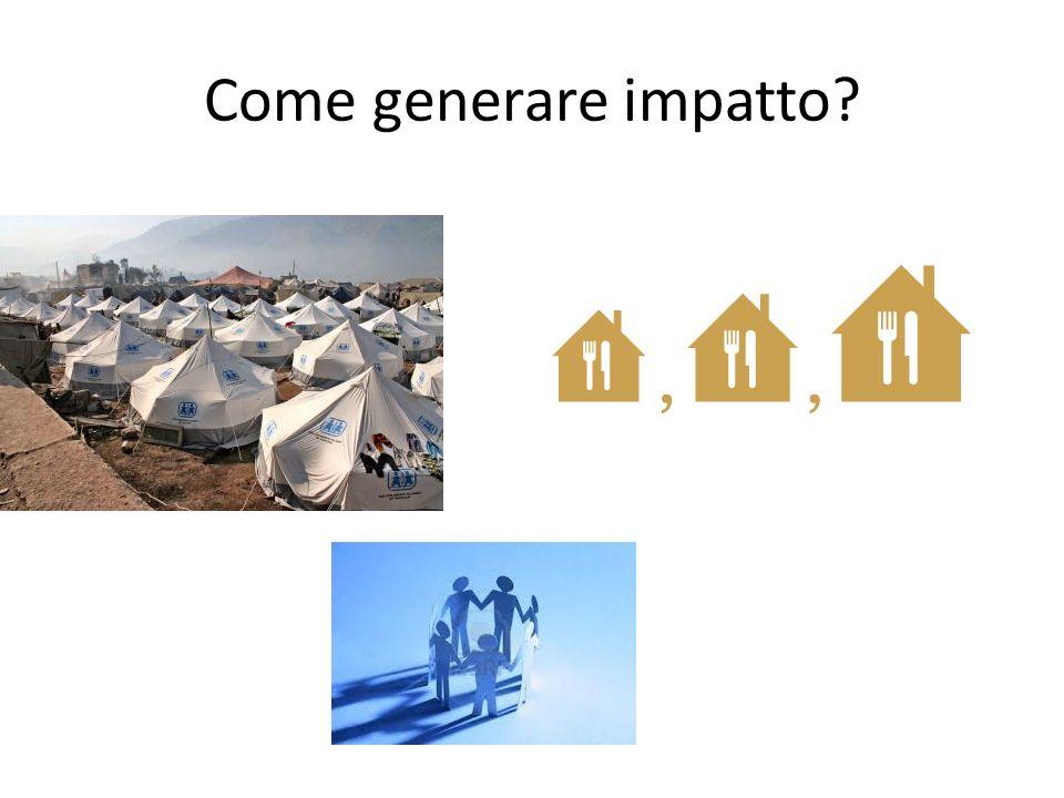 Come generare impatto