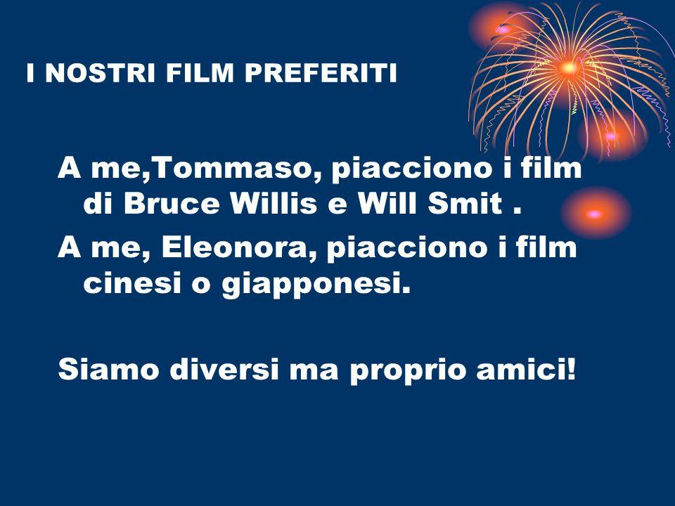 I NOSTRI FILM PREFERITI
