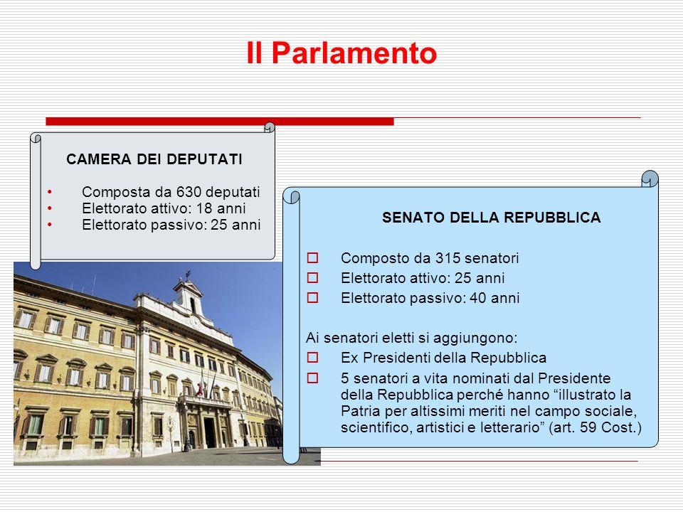 Il parlamento e la formazione delle leggi ppt video for Senato della repubblica