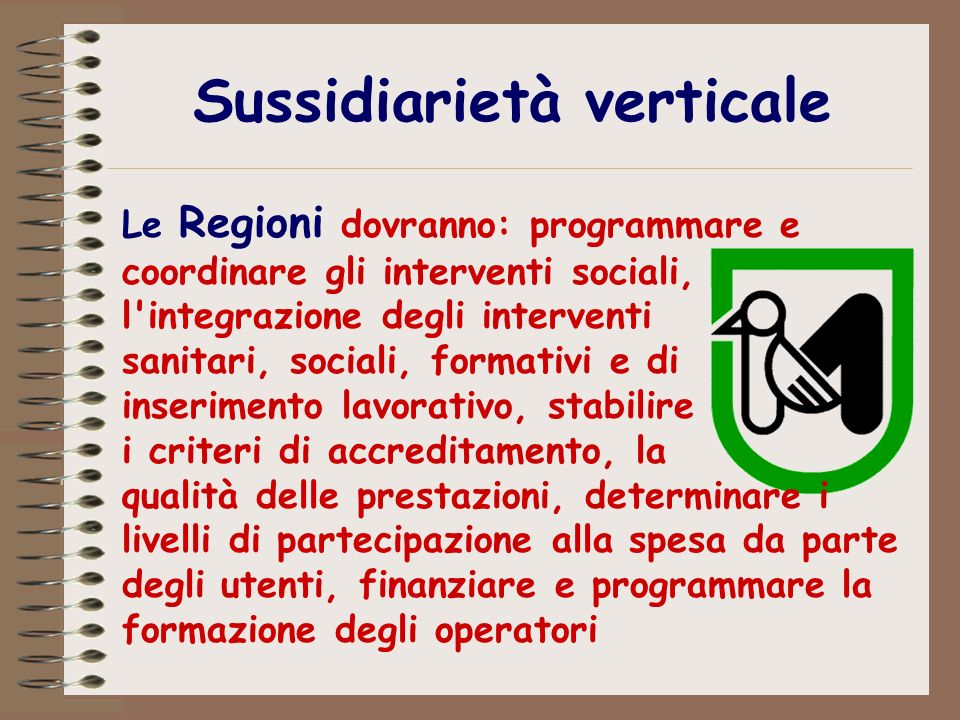 Sussidiarietà verticale