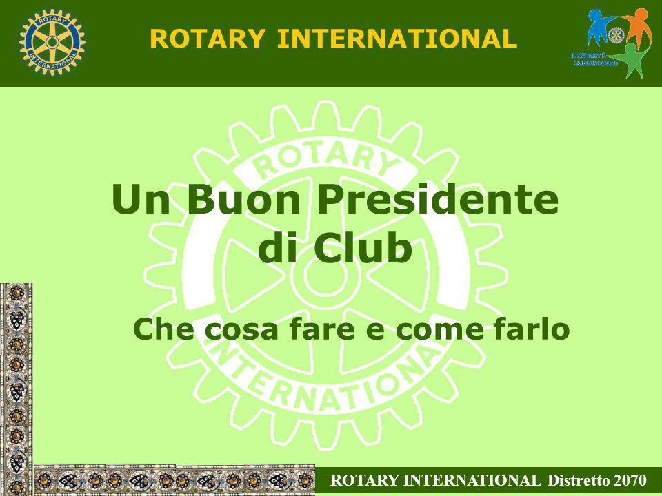 Un Buon Presidente di Club