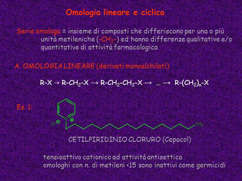 Omologia lineare e ciclica