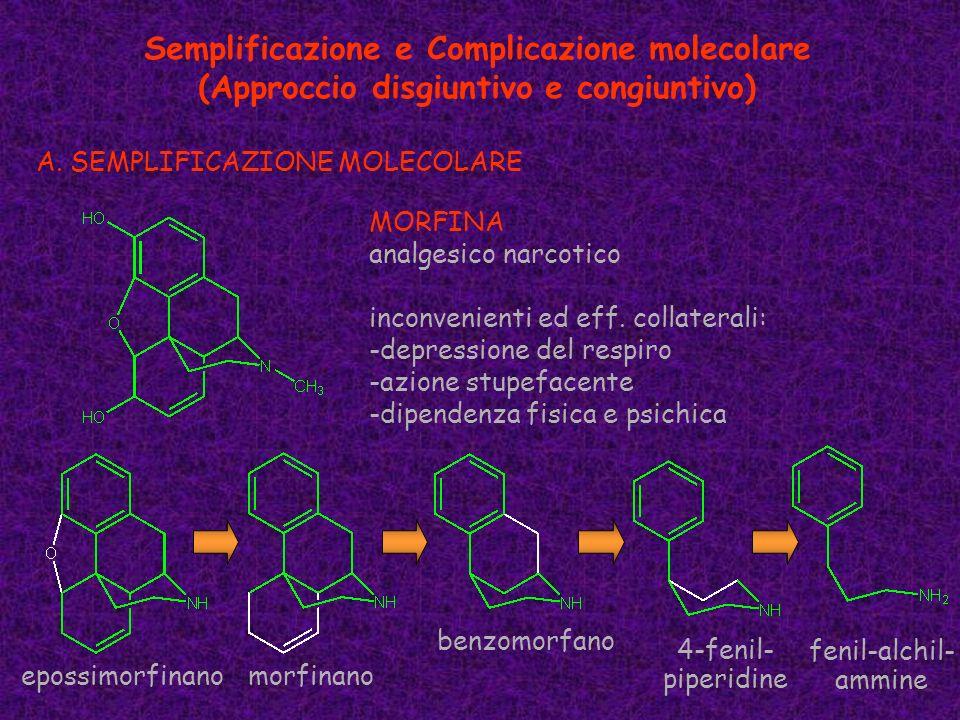 Semplificazione e Complicazione molecolare