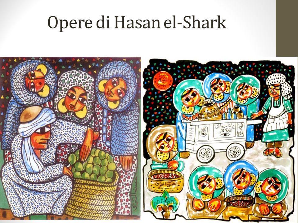 Opere di Hasan el-Shark