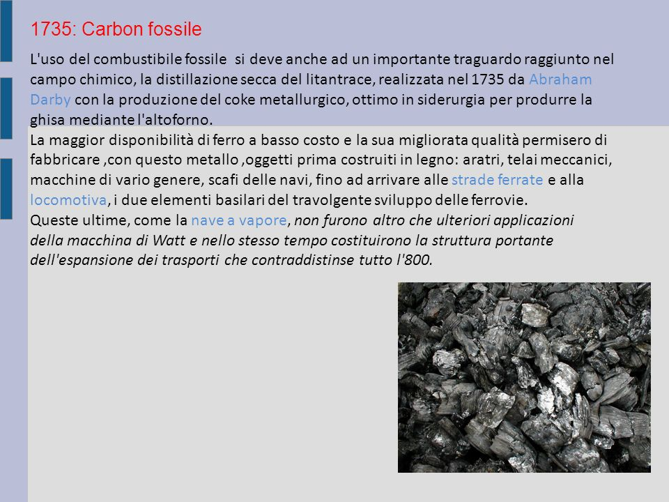 1735: Carbon fossile