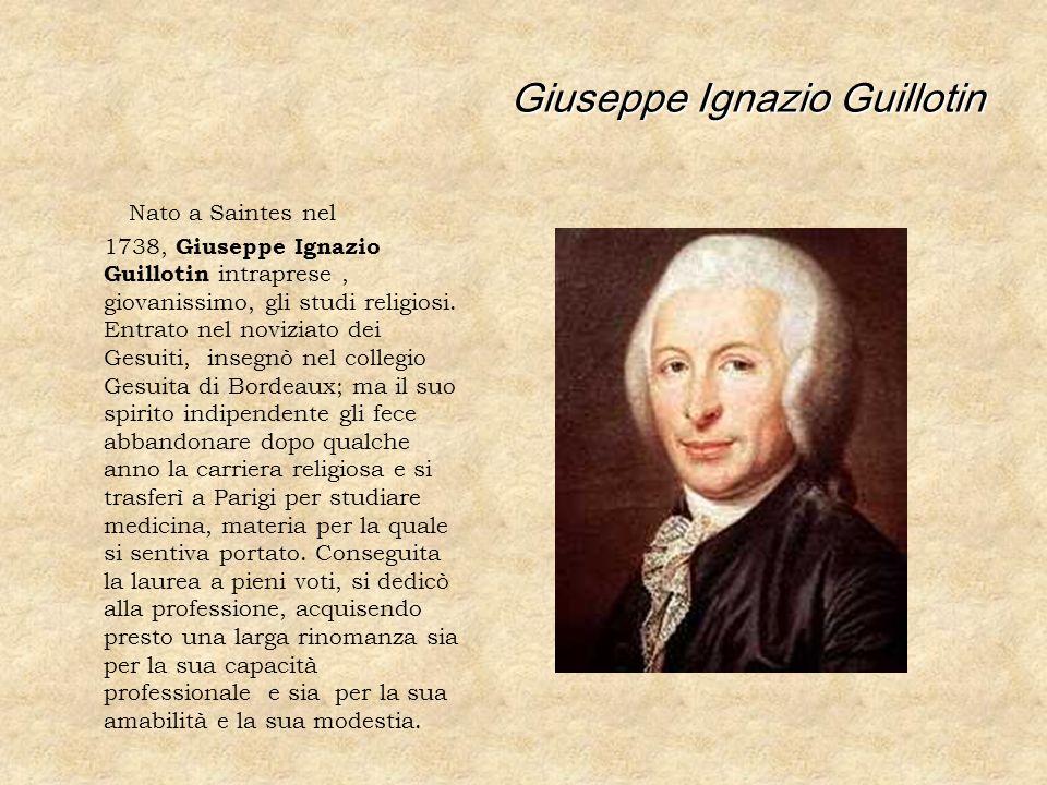 Giuseppe Ignazio Guillotin