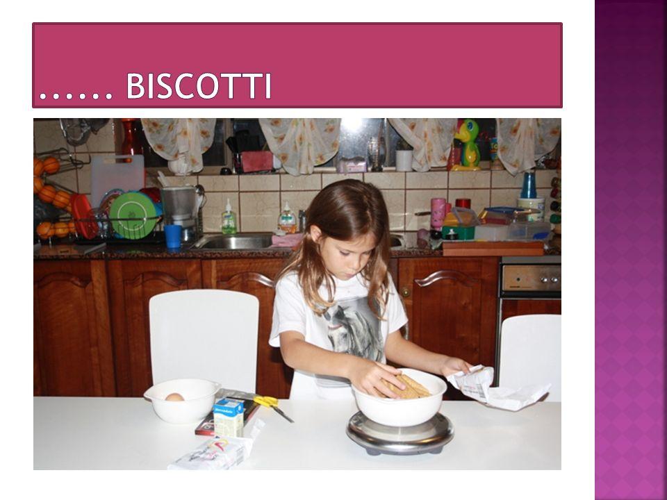 ...... biscotti