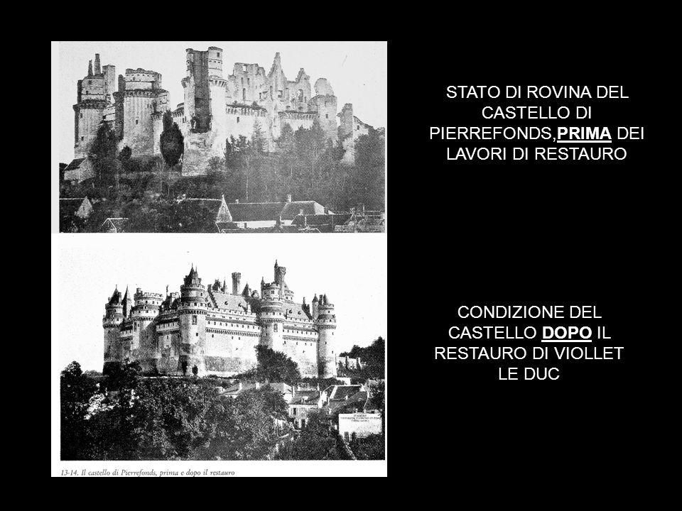 Castello di pierrefonds ppt scaricare - Lavori in casa prima del rogito ...