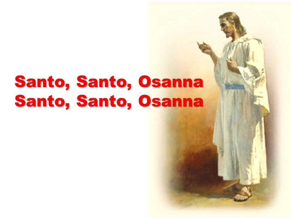 Santo, Santo, Osanna