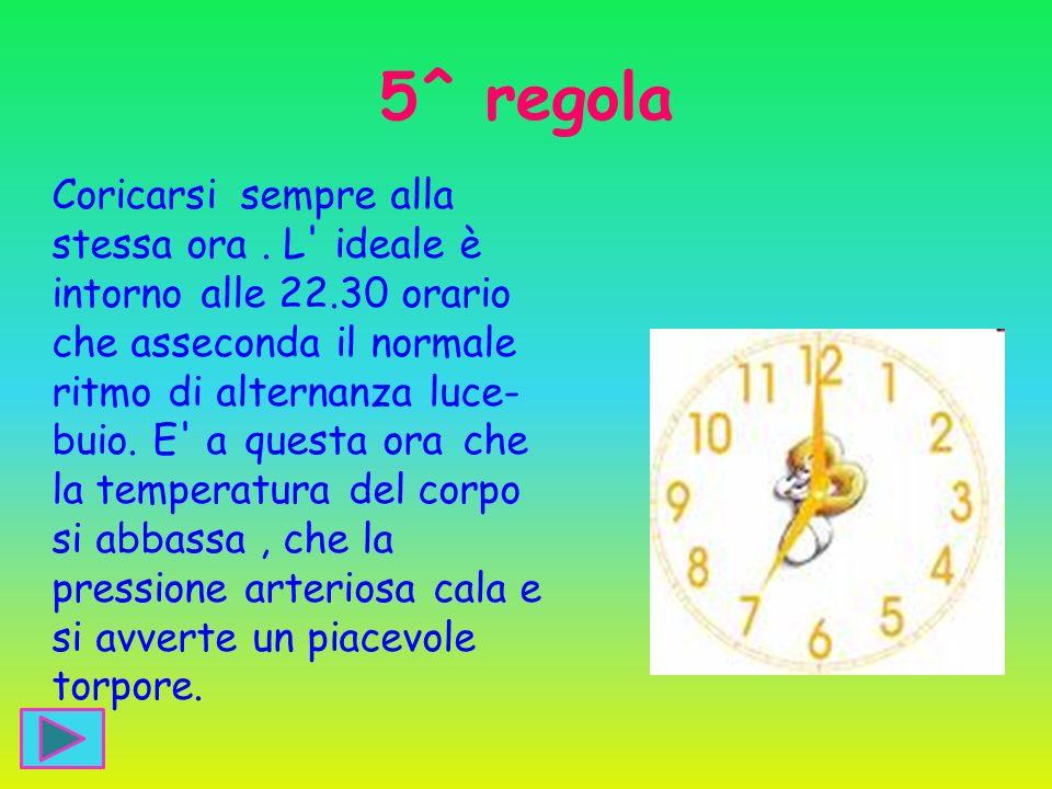 5^ regola