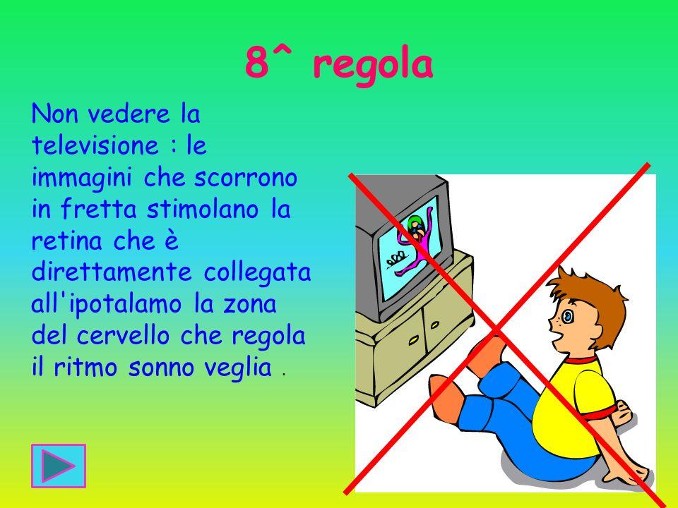 8^ regola