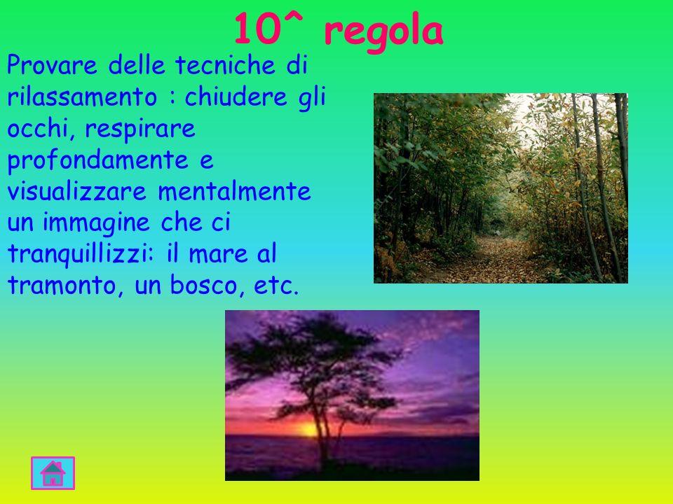 10^ regola