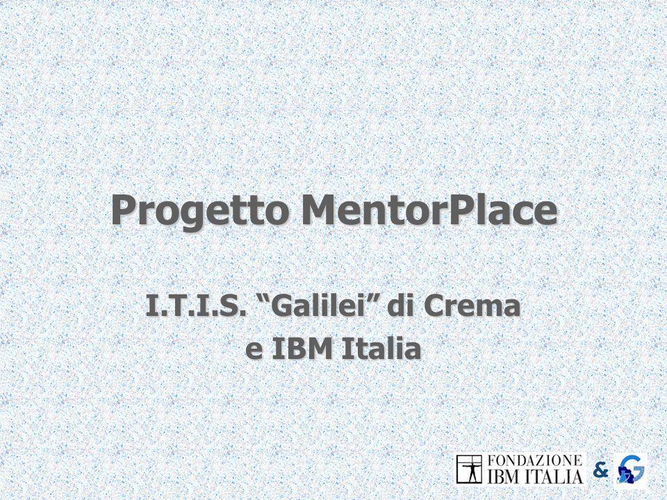 I.T.I.S. Galilei di Crema e IBM Italia
