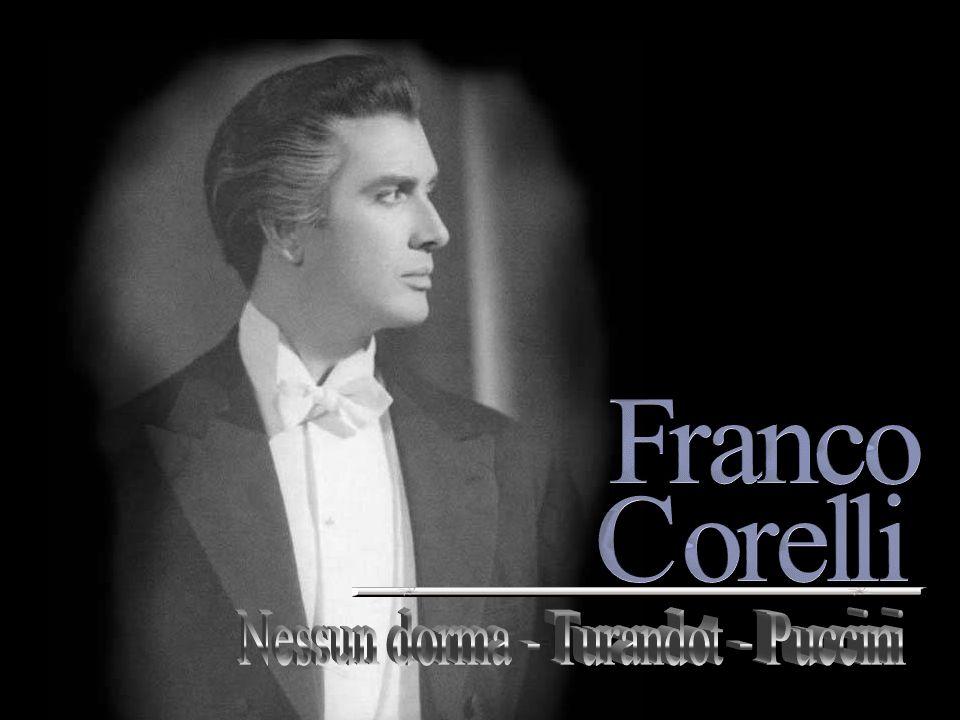 Nessun dorma - Turandot - Puccini