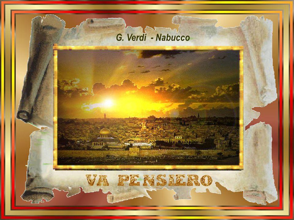 G. Verdi - Nabucco