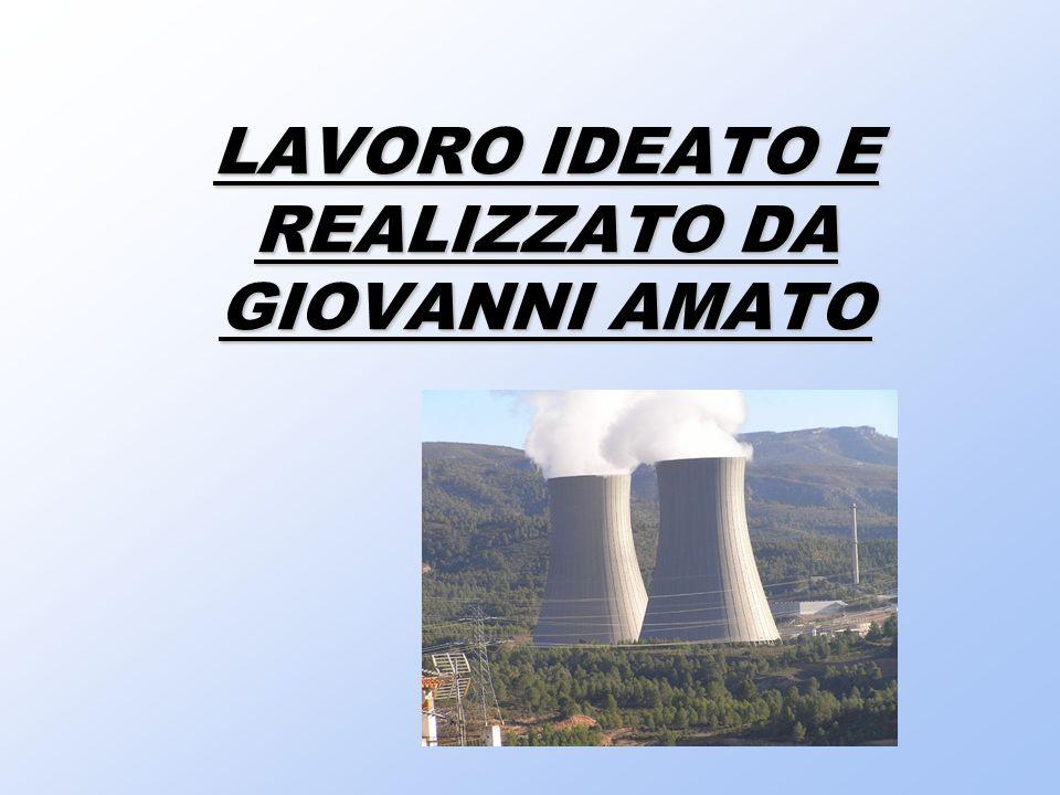 LAVORO IDEATO E REALIZZATO DA GIOVANNI AMATO