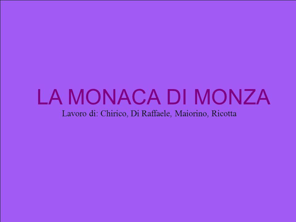 Lavoro di: Chirico, Di Raffaele, Maiorino, Ricotta