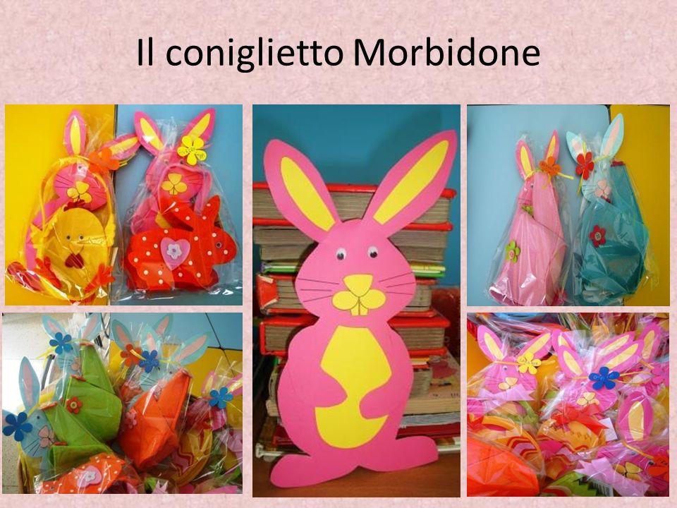 Il coniglietto Morbidone