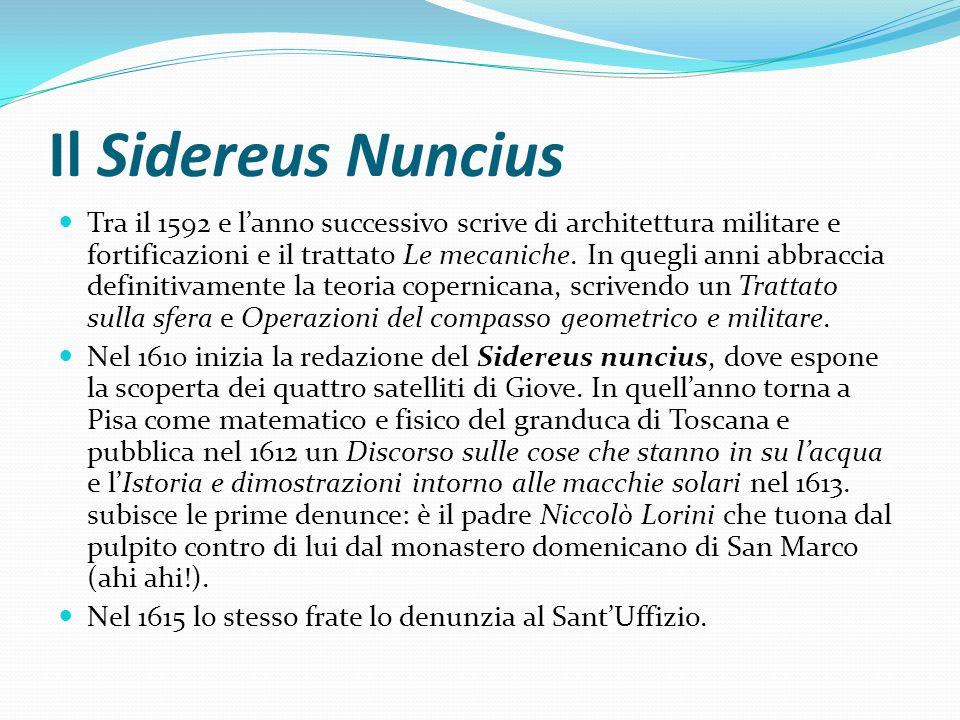 Il Sidereus Nuncius