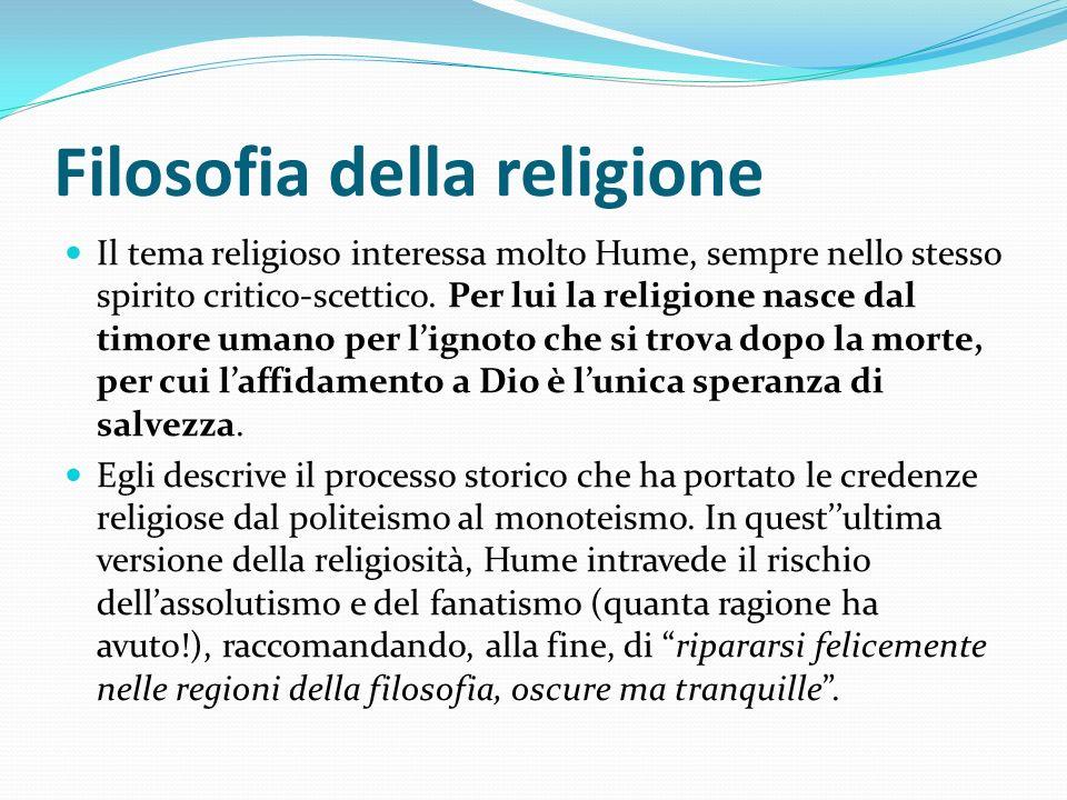 Filosofia della religione