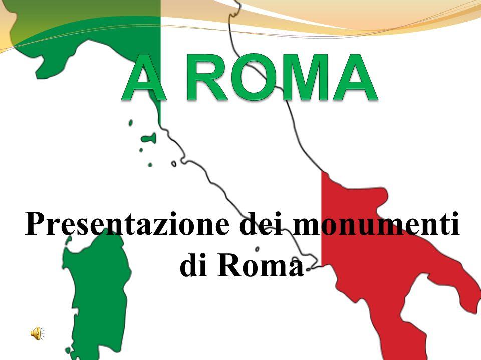 Presentazione dei monumenti di Roma