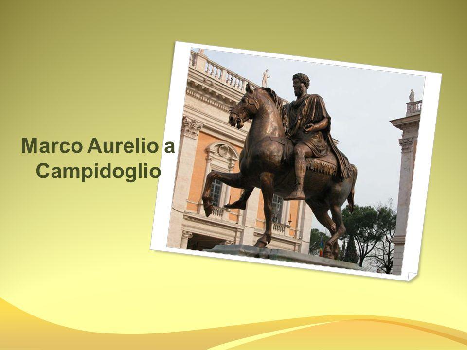 Marco Aurelio a Campidoglio