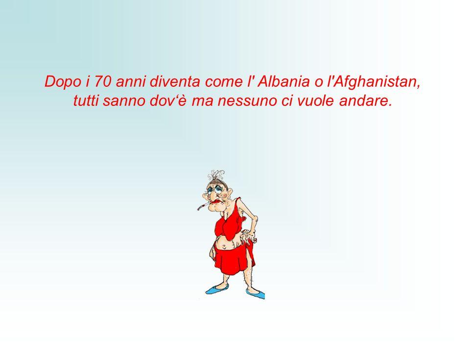 Dopo i 70 anni diventa come l Albania o l Afghanistan,