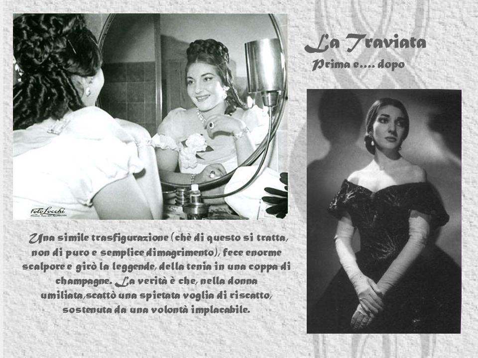 La Traviata Prima e…. dopo