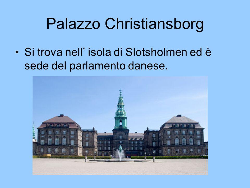 Palazzo Christiansborg