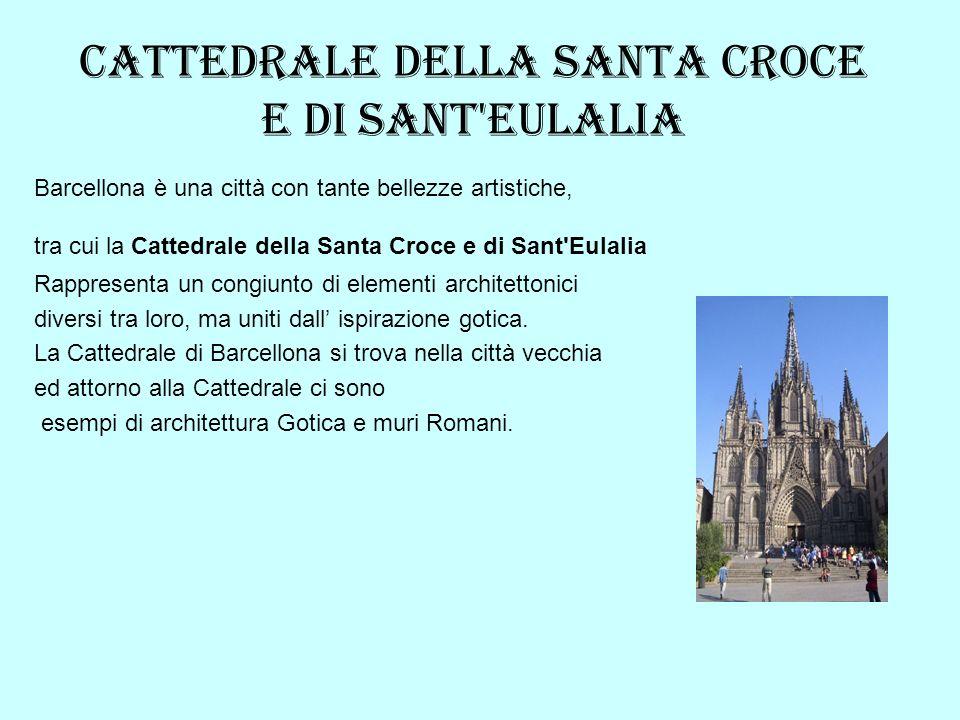 Cattedrale della Santa Croce e di Sant Eulalia