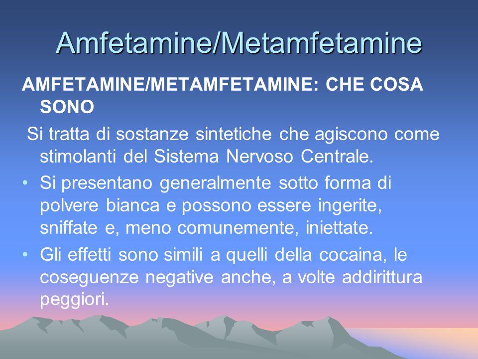 Amfetamine/Metamfetamine