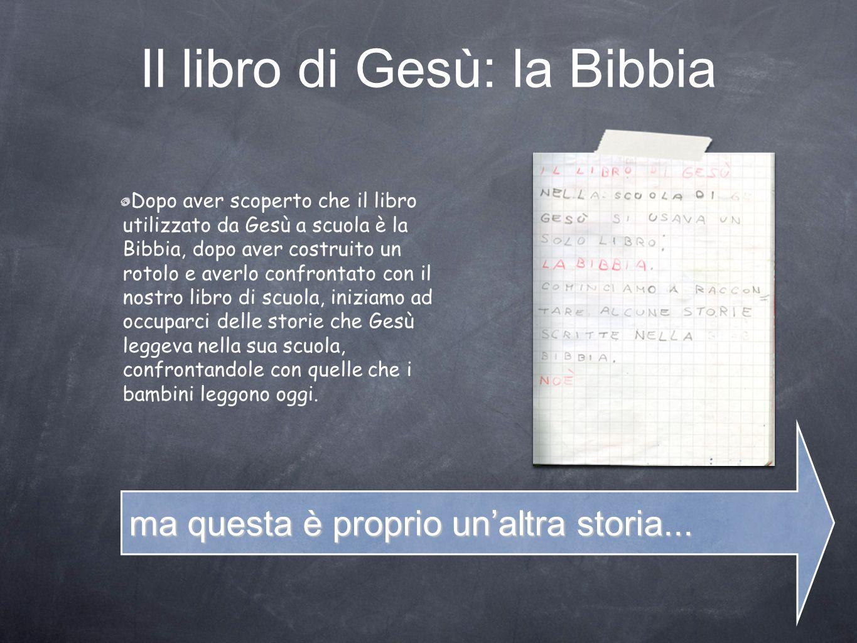 Il libro di Gesù: la Bibbia