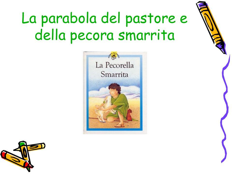 La parabola del pastore e della pecora smarrita