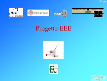 Progetto EEE.