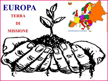 EUROPA TERRA DI MISSIONE. Flags of Europe This page contains flags and maps for Europe and its countries. European Union MAPS Europe 1 -- no flag references.