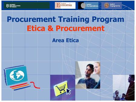 Procurement Training Program Etica & Procurement Area Etica.