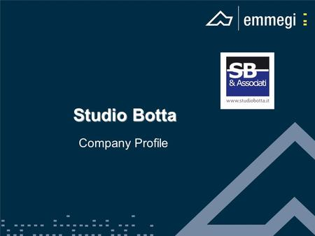 Studio Botta Company Profile.