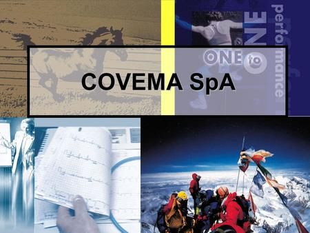 1 COVEMA SpA. 2 Diapositive dellintervento: www.paoloruggeri.it www.paoloruggeri.it.
