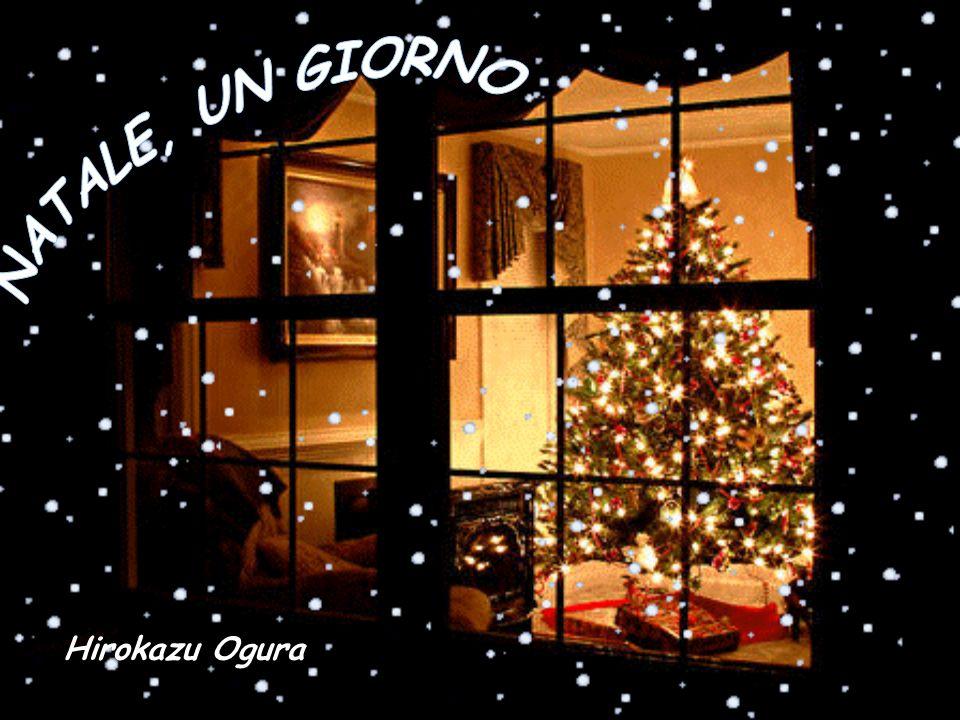 Poesia A Natale Di H Ogura.Natale Un Giorno Hirokazu Ogura Ppt Video Online Scaricare