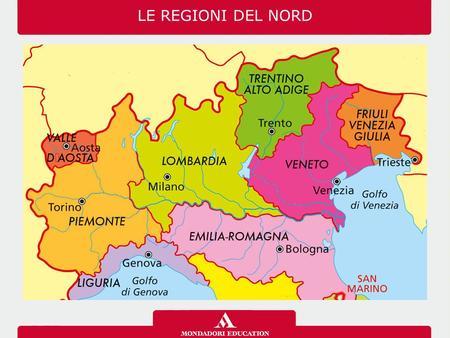 Cartina Fisica Dell Italia Settentrionale.La Geogragia D Italia Italian Iva Ppt Video Online Scaricare