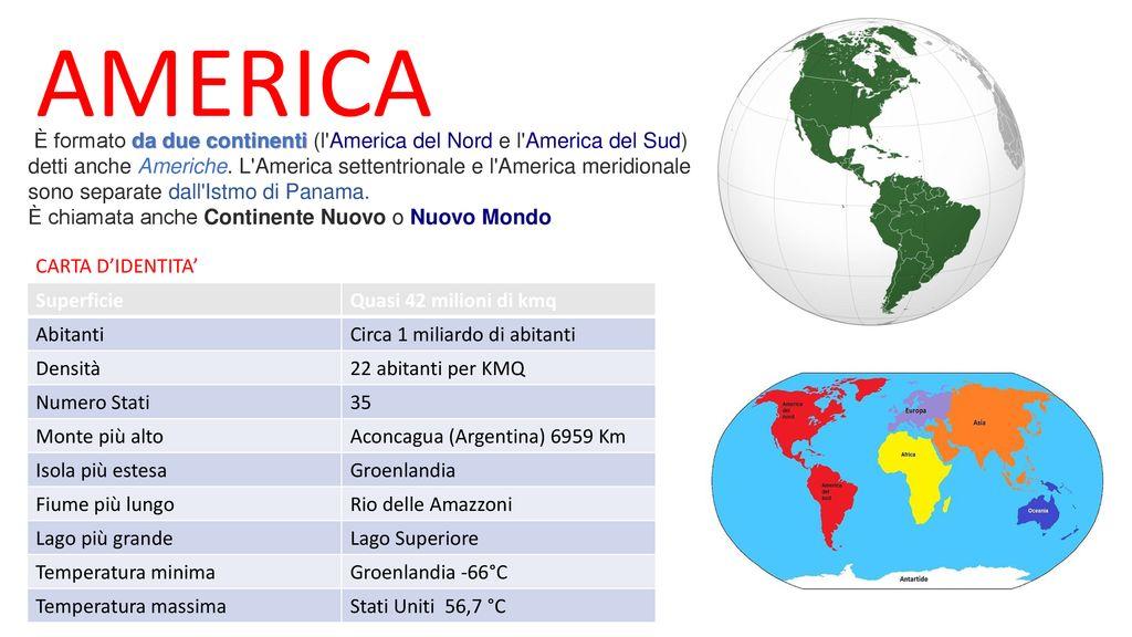 Cartina Muta Delle Americhe.America E Formato Da Due Continenti L America Del Nord E L America Del Sud Detti Anche Americhe L America Settentrionale E L America Meridionale Sono Ppt Scaricare