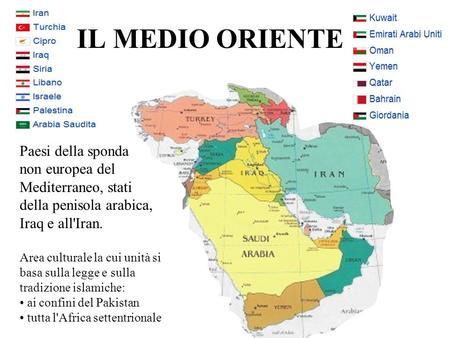 Cartina Muta Del Medio Oriente.La Locuzione Medio Oriente Indica La Sezione Sud Occidentale Dell Asia E Si Riferisce Nell Uso Geopolitico E Geografico Corrente A Un Area Che Comprende Ppt Video Online Scaricare