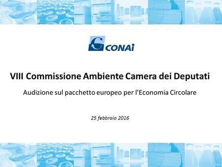 Grazie per l attenzione ppt scaricare for Commissione bilancio camera dei deputati