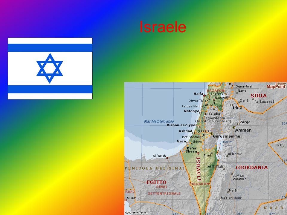 Cartina Fisica Palestina.Israele Ppt Scaricare