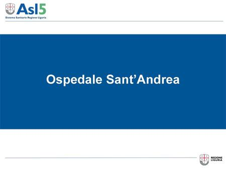Ospedale Sant'Andrea.