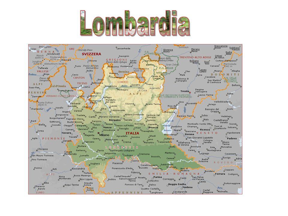 La Cartina Fisica Della Lombardia.Lombardia Ppt Video Online Scaricare