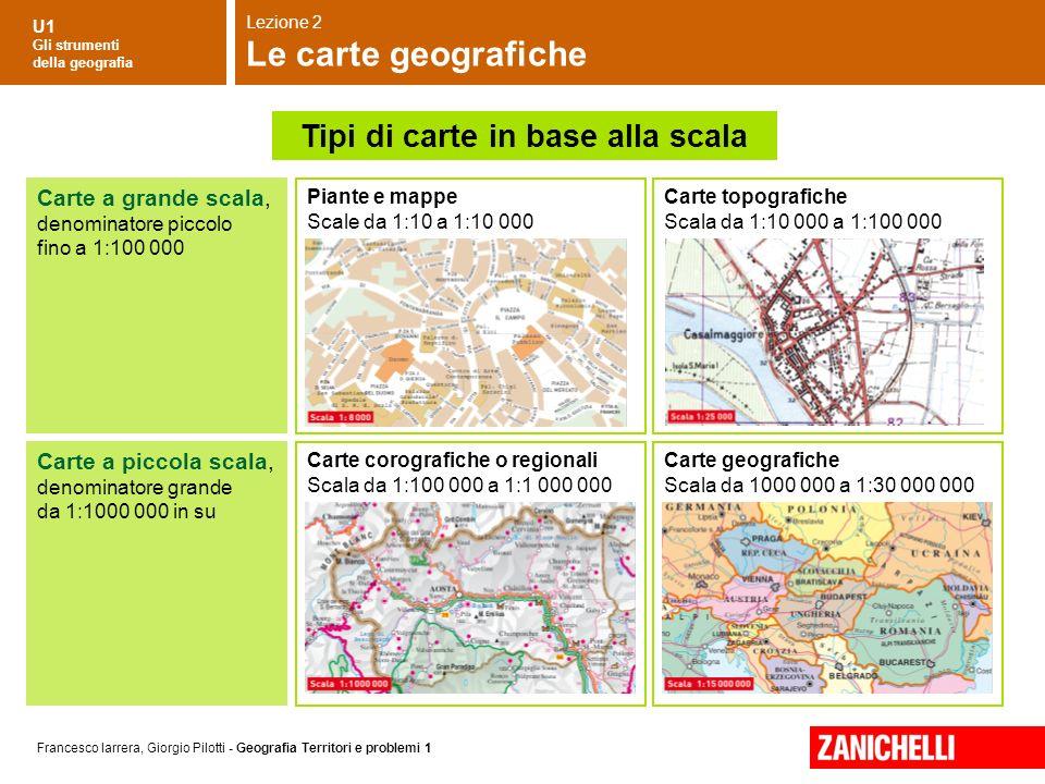 La geografia una scienza si articola in 3 operazioni fondamentali ppt video online scaricare - Diversi tipi di carta ...