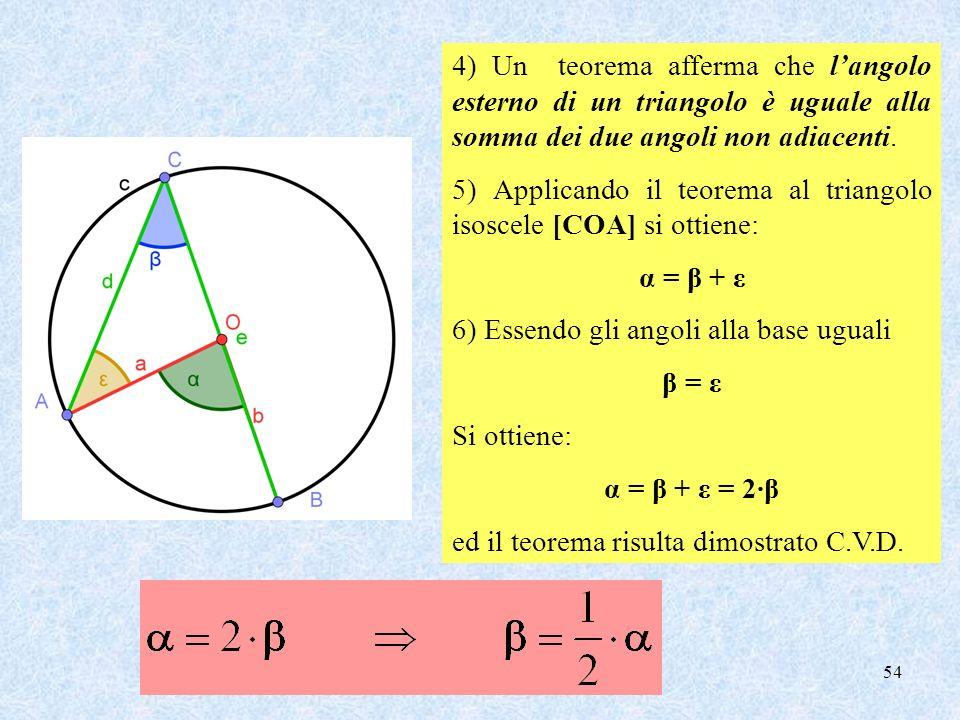 luogo geometrico in geometria esistono delle figure